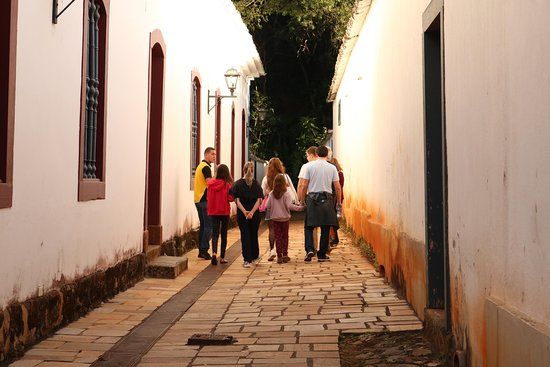 Free Walking Tour Becos de Tiradentes