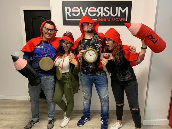 Reversum