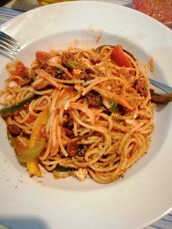 Sugar & Lemon: Greek pasta