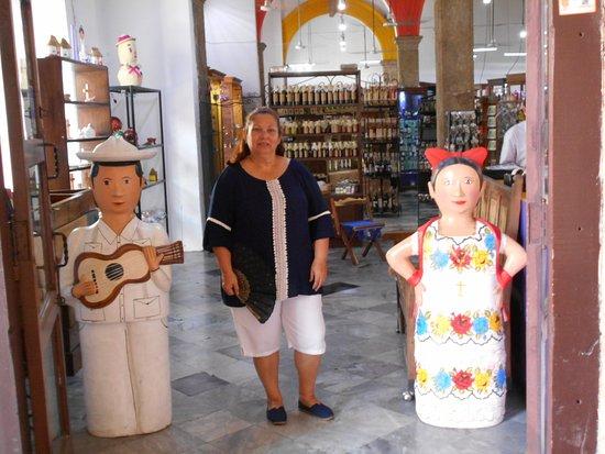 Casa de las Artesanias del Estado de Yucatan - Tienda Matriz