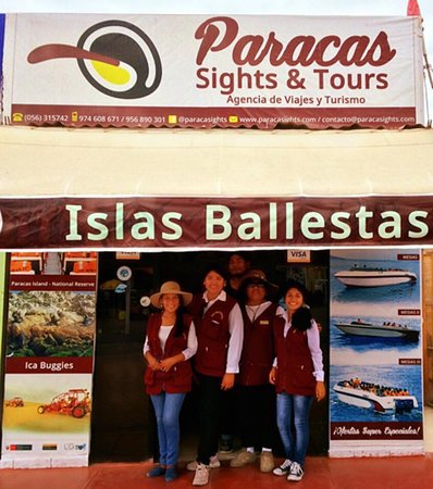 ‪Paracas Sights & Tours‬