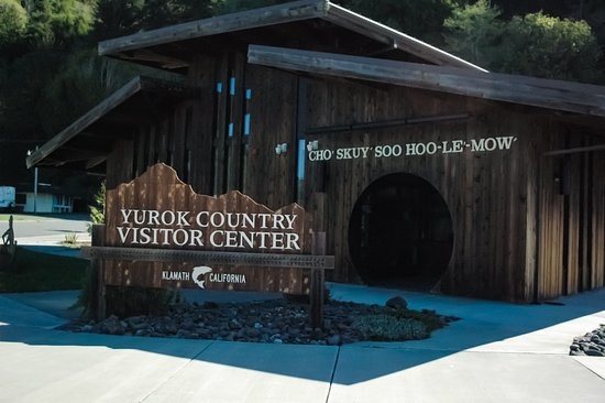 Yurok Country Visitor Center