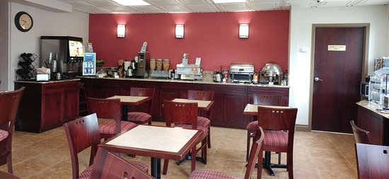 Breakfast Room Seating Area