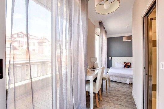 Brit Hotel Marbella: Guest room