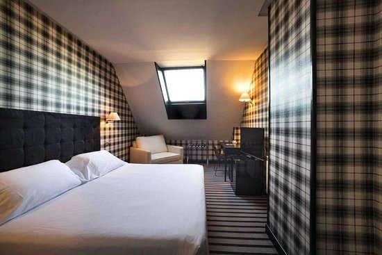 Hotel Clarin: Guest room