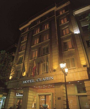 Hotel Clarin: Exterior view