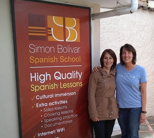 Simon Bolivar Spanish School (Quito) - 2019 Book in Destination