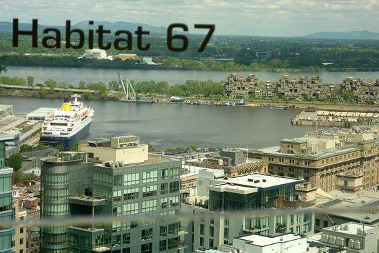 revolving restaurant, fab views - Picture of Portus 360