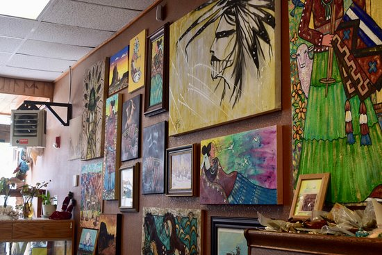 Art and paintings by local artists