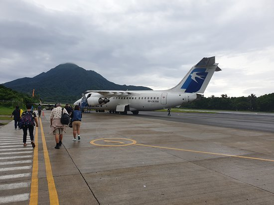 Skyjet Airlines: skyjet aircraft no problem to take picture on the tarmac