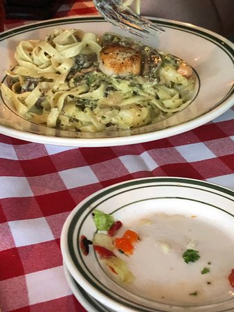Bruno's Little Italy: Wonderful and delicious Italian food!