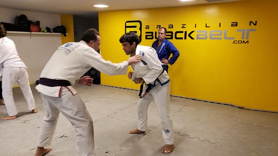 Brazilian Black Belt