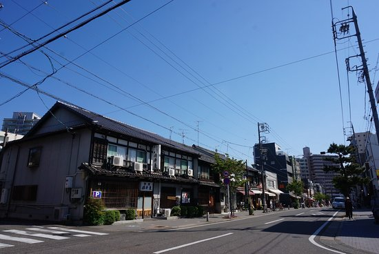 Kakuozan Shopping Street