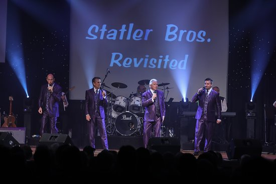 Statler Brothers Revisited at the God and Country Theatre