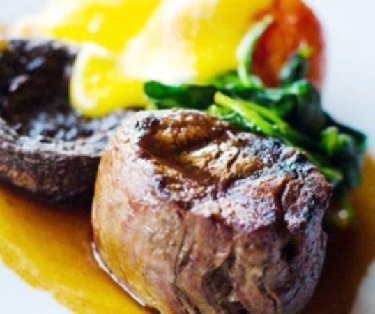 Fillet of beef bearnaise