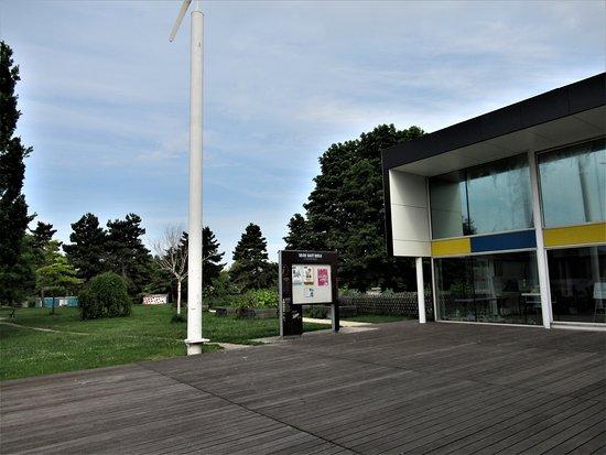 Parc départemental de la bergère