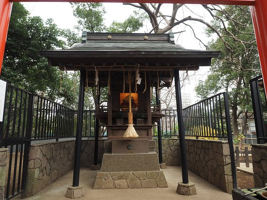 Ueno Toshogu Eiyogongensha