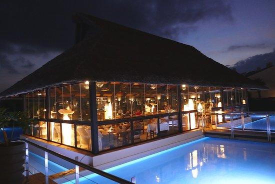 Zauberhafter Ort für ein romantisches Sunset-Dinner
