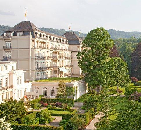 Jahrestag Unserer Hochzeit Brenners Park Hotel Spa Baden Baden