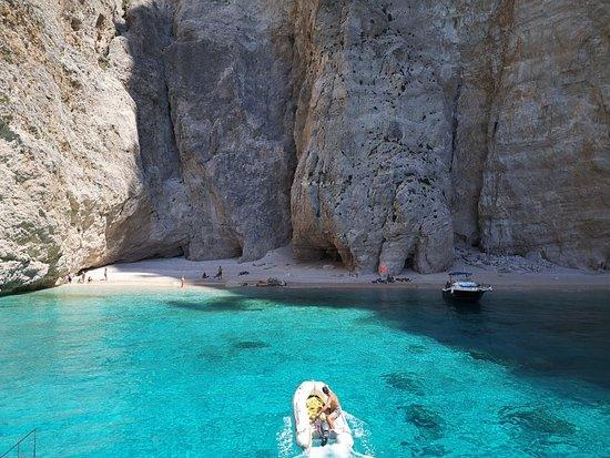 Zakinthos, Grecia: the beach