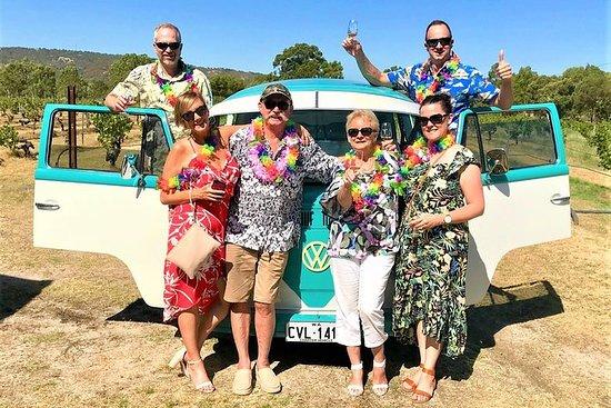 VW Kombi Wine Tour dans la vallée du...