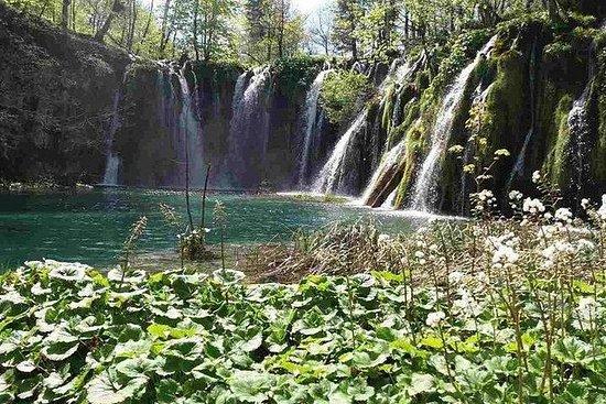 Plitvice Lakes fra Rijeka