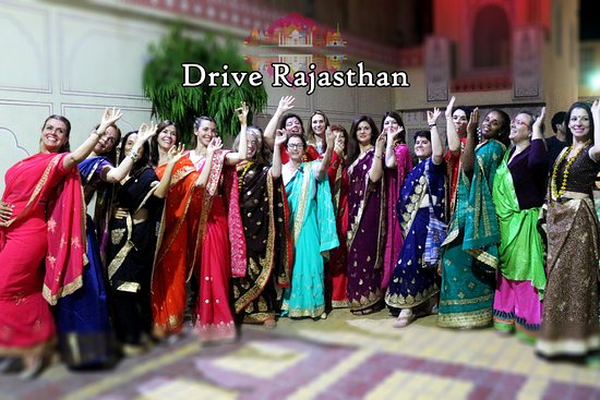 Drive Rajasthan