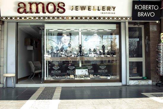Amos Jewellery Marmaris