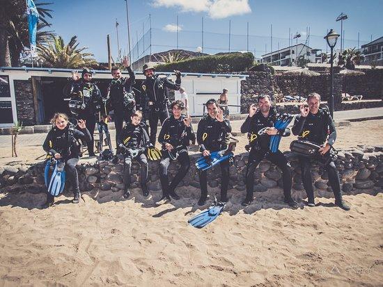 Dawn Dives Academy Lanzarote