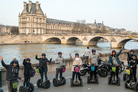 ‪Wheels and Ways - Segway tours in Paris‬
