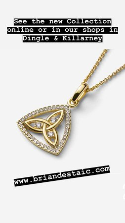 Brian de Staic Jeweller: The New Cill Áirne Collection - www.briandestaic.com