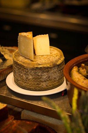 Bodega la doma - Los Bermejales: Nuestros quesos
