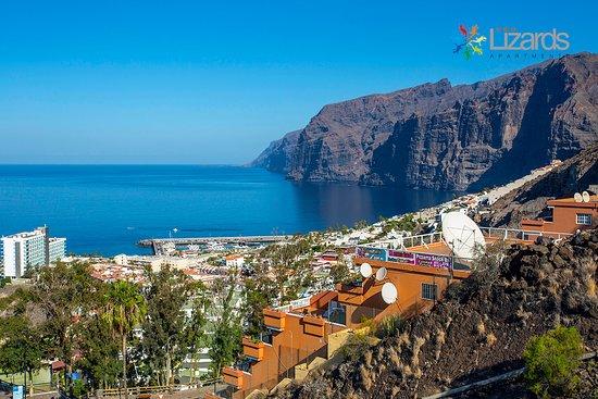 Interior - Picture of 7Lizards - Ocean View Apartments, Tenerife - Tripadvisor