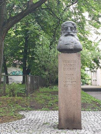 Vilna Gaon Monument