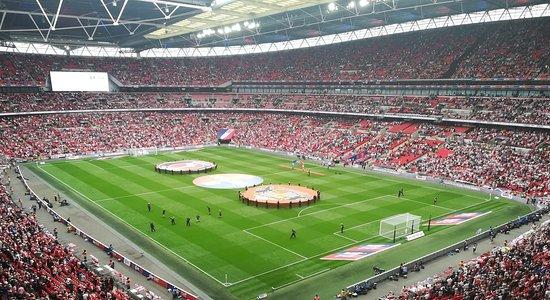 Wembley Stadium: Sunderland v Charlton Athletic League One play-off final: pre-match