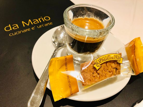 Dining Room - Picture of Da Mario Covent Garden, London - Tripadvisor