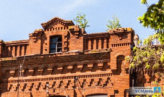 Usman, Ρωσία: Вот она - тайная комната на самом верху данного строения. Вот ее посетить я очень рекомендую.