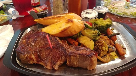 Springfield, Luizjana: Steak night every Thursday