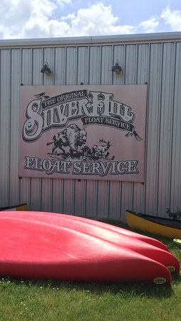 Silver Hill Float Service: Silver Hill sign