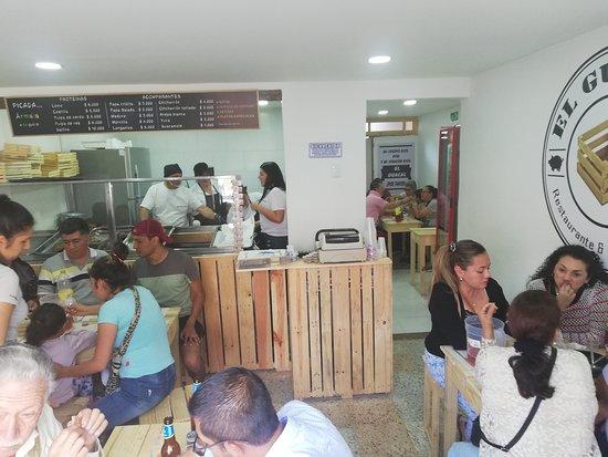Sibate, كولومبيا: También atendemos eventos privados