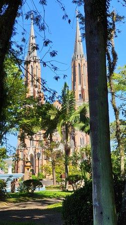 Igreja Matriz de São Sebastião - Venancio Aires - Rio Grande do Sul - Brasil