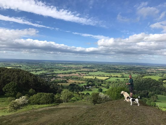Earl's and Pontesford Hill