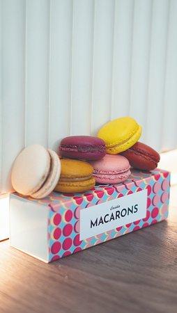Arcádia Casa do Chocolate (Mercado Bom Sucesso): Macarons