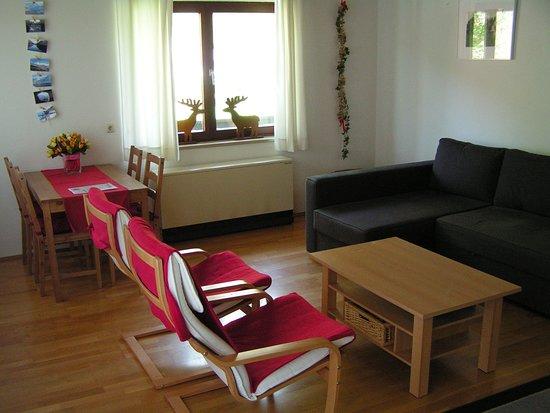 Livingroom Krippenstein