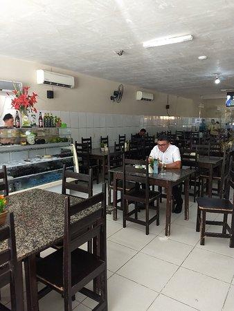 Jaguaribe, CE: Sorriso Restaurante.