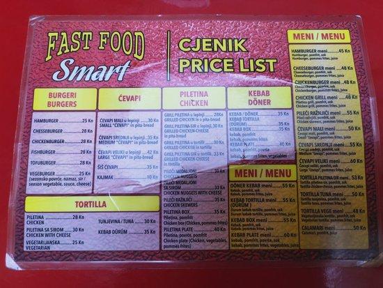 Smart Mediterranean Food