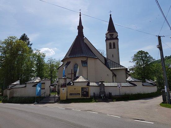 Koscioł pw. Swietego Bartłomieja Apostoła