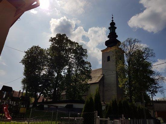 Koscioł pw. Wszystkich Swietych