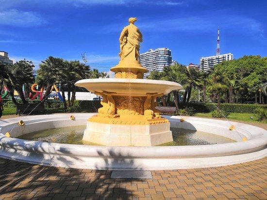 Fountain Navigatsiya