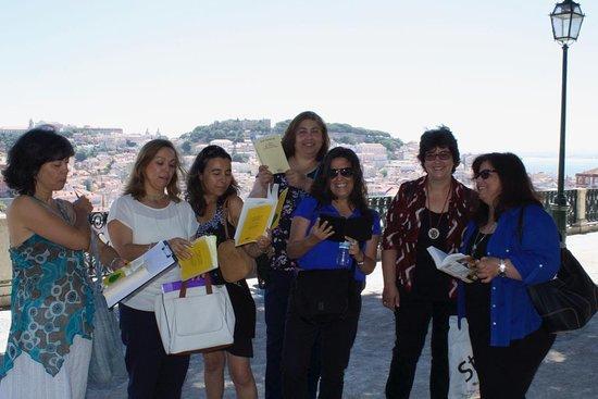 Lisbon Literary Tours